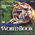 World Book Millennium 2000 CD-ROM for Windows - NEW CD in SLEEVE