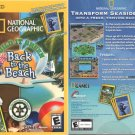 Build It Green: Back to the Beach + BONUS! (CD, 2011) Win/Mac - NEW in DVD BOX