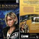 Jade Rousseau: The Secret Revelations- Fall of Sant Antonio (PC-CD, 2010) NEW