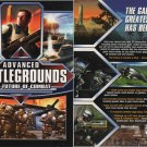 Advanced BATTLEGROUNDS: The Future of Combat CD-ROM for Windows - NEW Sealed BOX