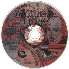 World Literary Heritage (700+ Classic Works) CD-ROM Windows - NEW CD in SLEEVE