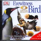 DK Eyewitness Virtual Reality Bird CD-ROM for Windows - NEW CD in SLEEVE