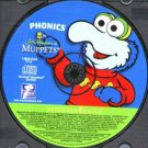 Muppets: Phonics CD Ages 3-7 WIN/MAC - NEW in SLV