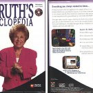 Dr. Ruth's Encyclopedia of Sex CD-ROM for Windows - NEW CD in SLEEVE