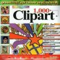 1,000 Clipart - International CD-ROM for Win - NEW CD in SLEEVE