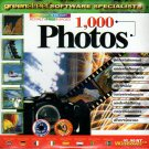 1,000 Photos- Entertainment CD-ROM for Windows - NEW CD in SLEEVE