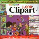 1,000 Clipart - People CD-ROM for Windows - NEW CD in SLEEVE