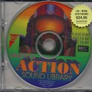 WavePool ACTION Sound Library CD-ROM for PC - New CD in SLEEVE