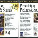 Presentation Pictures & Sound (2CDs) Win - NEW CDs in SLEEVE