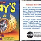 Professor Zany's Guide to Giveaways & Freebies CD-ROM for PC - NEW CD in SLEEVE