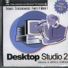 Desktop Studio 2 CD-ROM for Windows - New CD in SLEEVE