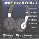 MP3 TOOLKIT v2.0 CD-ROM for Windows - NEW CD in SLEEVE