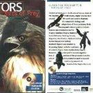 Raptors: Birds of Prey CD-ROM for Win/Mac - NEW Sealed BOX