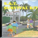 S.A.T. Survival Kit CD-ROM for PC - New Sealed JC