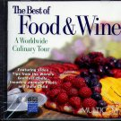 The Best of Food & Wine CD-ROM for Win/Mac - New Sealed JC