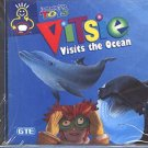 Vitsie Visits the Ocean (Ages 3-8) CD-ROM for Win/Mac - NEW CD in SLEEVE