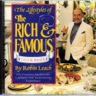 Lifestyles of the Rich & Famous Cookbook CD-ROM for Windows - NEW Sealed JC