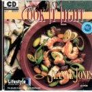 Jeanne Jones: Cook It Light CD for Windows - NEW Sealed JC