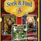 Ultimate Seek & Find Collection 3 Pack DVD-ROM for Win/Mac - NEW in DVD BOX