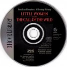 American Literature: Little Women - The Call of the Wild CD Win/Mac - NEW in SLV