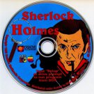 The Complete Sherlock Holmes CD-ROM for DOS/MAC - NEW CD in SLEEVE