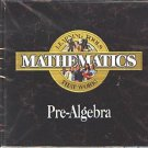 Mathematics Pre-Algebra PC-CD for Windows - NEW CD in SLEEVE