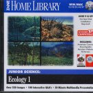 Junior Science: Ecology 1 (Ages 9+) CD-ROM for Win/Mac - NEW CD in SLEEVE