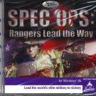 SPEC OPS: Rangers Lead the Way PC-CD Windows 95 - NEW in Jewel Case