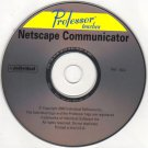 Professor Teaches Netscape Communicator CD-ROM for Windows - NEW CD in SLEEVE