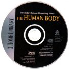 Elementary Science: The Human Body CD-ROM for Win/Mac - NEW CD in SLEEVE