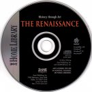 History Through Art: The Renaissance CD-ROM for Win/Mac - NEW CD in SLEEVE