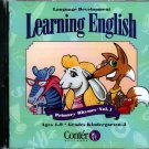 Learning English: Primary Rhymes Vol. 1 (Ages 4-9) CD Win/Mac - NEW in Sealed JC