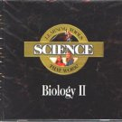 Science: Multimedia Biology II CD-ROM for Windows - NEW CD in SLEEVE