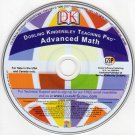 DK Teaching Pro: Advanced Math (High School)PC-CD for Windows - NEW CD in SLEEVE