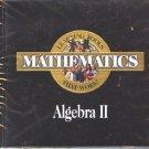 Mathematics Algebra II v.3.5 PC-CD for Windows - NEW CD in SLEEVE