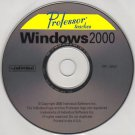 Professor Teaches Windows 2000 CD-ROM for Windows - NEW CD in SLEEVE