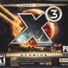 X3 Reunion Version 2.0 DVD-ROM for Windows 98/ME/2000/XP - NEW Sealed FP
