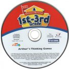 Arthur's Thinking Games (2006 Edition) CD-ROM for Windows - NEW CD in SLEEVE