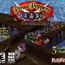 Pirate Poppers (Over 230 Levels) CD-ROM for Win/Mac - NEW Sealed JC