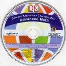 DK Teaching Pro: Advanced Math (High School) PC-CD for Windows -NEW CD in SLEEVE