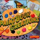 PaintBook Creations (All Ages) CD-ROM for Windows - NEW in Jewel Case