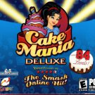Cake Mania Deluxe CD-ROM for Windows - NEW in JC