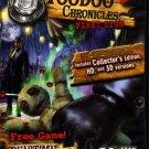 Voodoo Chronicles: First Sign +BONUS PC-DVD Windows XP/Vista/7 - NEW DVD BOX