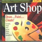 StepWay's Art Shop CD-ROM for Windows - NEW CD in SLEEVE