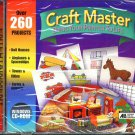 Craft Master CD-ROM for Windows - New CD in SLEEVE