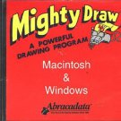 Mighty Draw CD-ROM for Win/Mac - NEW CD in SLEEVE