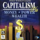 Capitalism Plus PC-CD Win95-XP - NEW CD in SLEEVE
