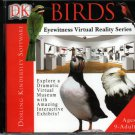 DK Eyewitness Virtual Reality: Birds CD-ROM for Windows - NEW in Jewel Case