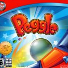 Peggle DVD-ROM for Windows  - NEW Sealed DVD BOX