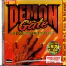 Demon Gate for DOOM I & II (600+ Levels) PC-CD - NEW CD in SLEEVE
